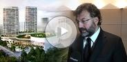 Sur Yapı Marka Rezidans ve AVM projesini Altan Elmas anlattı