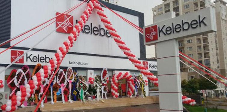 Kelebek yeni mağazasını Mardin'de açtı
