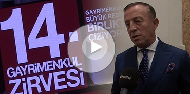 Ali Ağaoğlu gayrimenkul sektörünü değerlendirdi