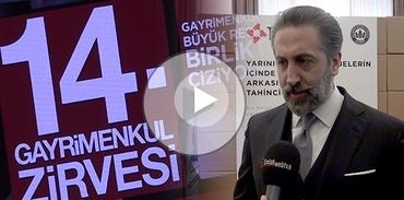 Tahincioğlu Gayrimenkul Yönetim Kurulu Başkanı Özcan Tahincioğlu sektörü değerlendirdi