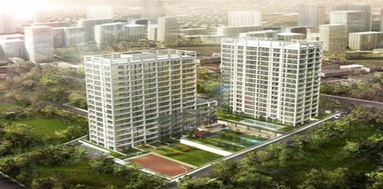 Simart City konut projesi