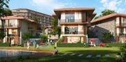 Çengelköy Park rezidanslarının yüzde 70'i satıldı
