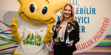Soyak Projesi'ne sosyal sorumluluk ödülü