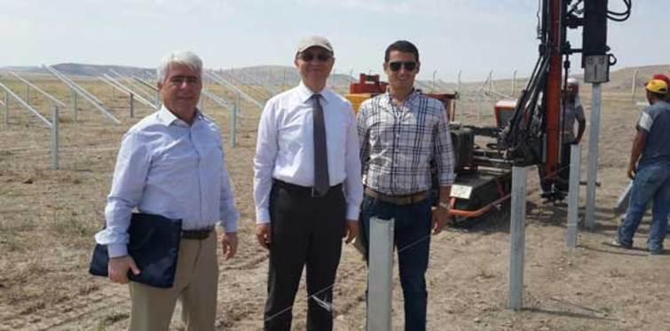 Besa Grup'tan 'güneş enerjisi' yatırımı