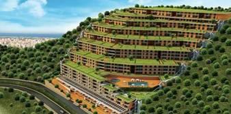 İzmir Asma Bahçeler projesi