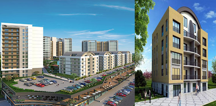 Kayaşehir Seyran Şehir projesi