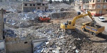 Esenler Oruç Reis Mahallesi Kentsel Dönüşüm'de yıkım başladı