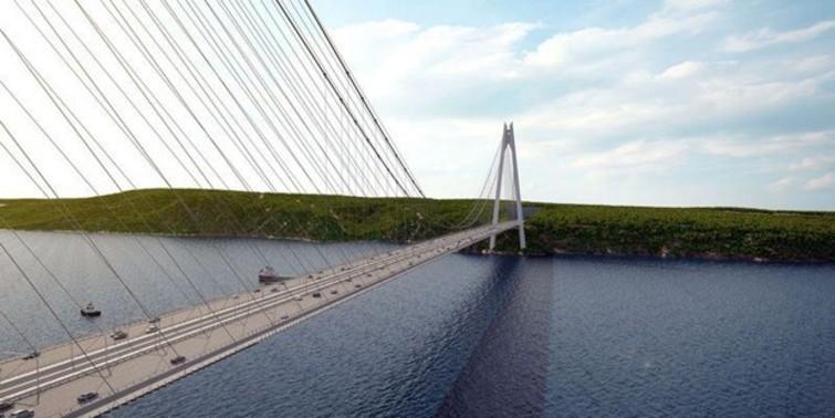 3.köprü inşaatında son durum 2015!