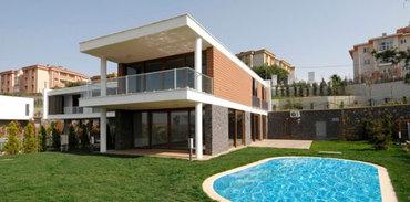 Villa Gizli Bahçe Projesi özellikleri