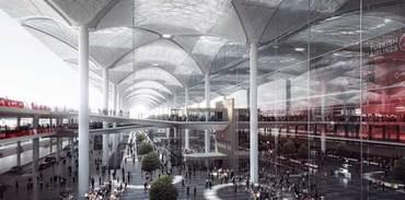 Kanal İstanbul gecikti, havalimanının kotu düştü