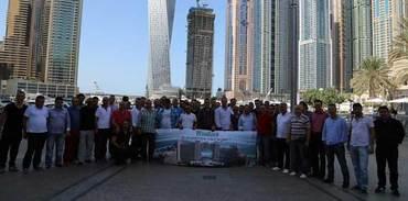 Vaillant Bayileriyle Dubai'de buluştu