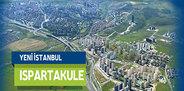 Ispartakule Yenişehir bölgesi