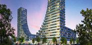 Harmony Towers satılık daireler