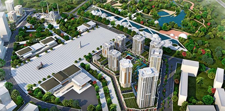 Mavera Park Kayaşehir projesi