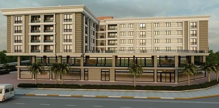 Beyaz Center Residence projesi!