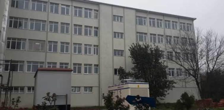 Validebağ Öğretmenler Hastanesi güçlendirildi