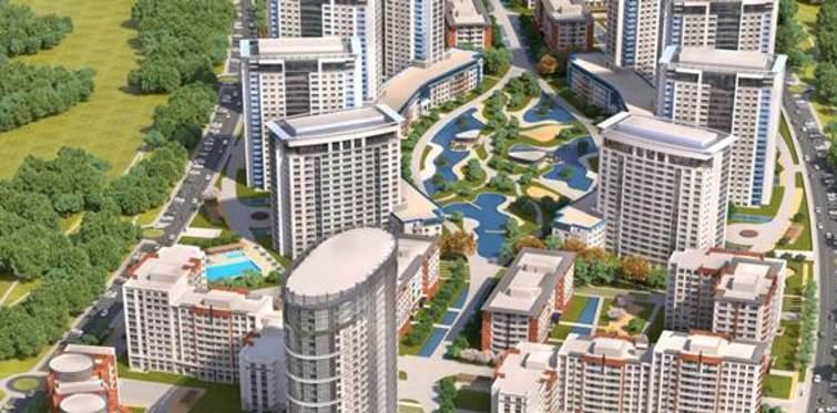 Tema İstanbul örnek daire görüntüleri