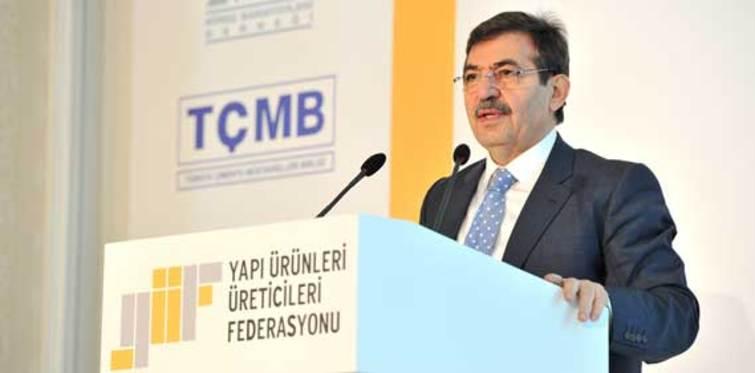 Türk çimentosu Avrupa'ya yeter
