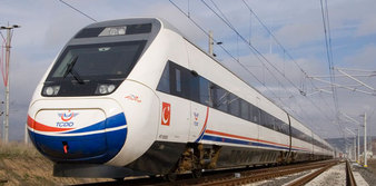 Antalya 'dan İzmir'e Yüksek Hızlı Tren