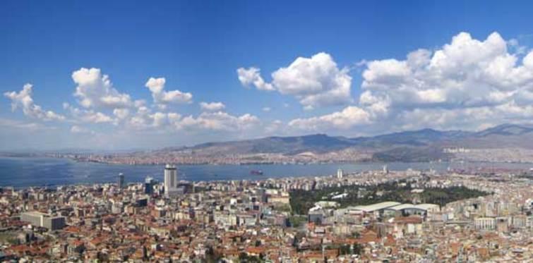 İzmir'in dönüşümle imtihanı