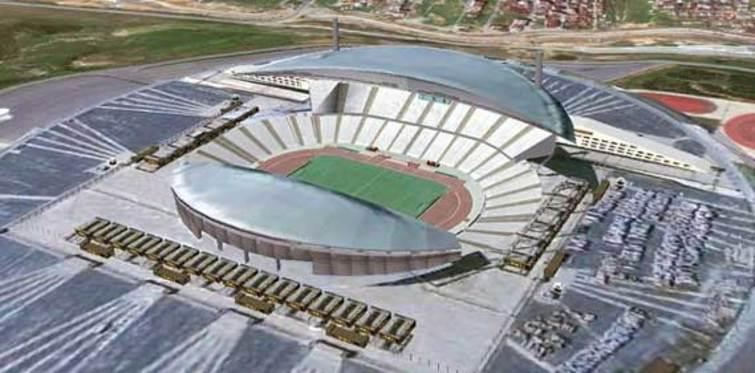 Atatürk Olimpiyat Stadı yenilenecek