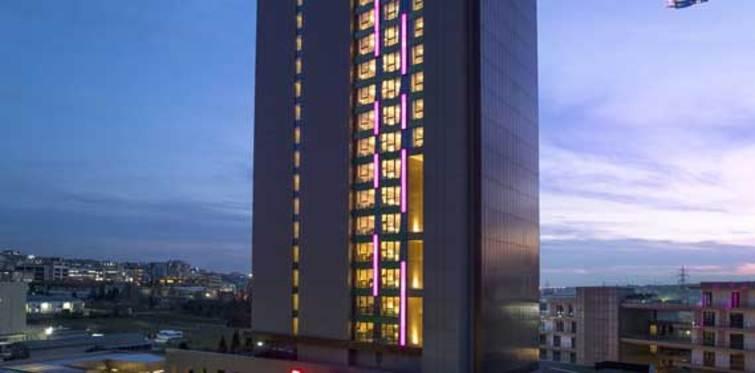 Hilton Garden Yenibosna'da