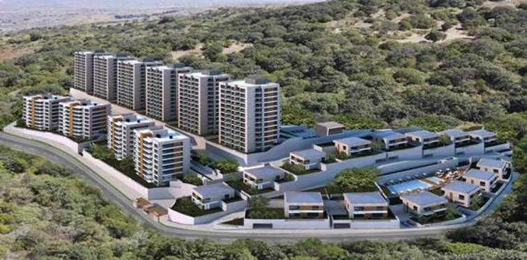 Bahçeşehir Konakları satılık villa fiyatları