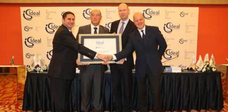 Ideal Standard ile Ece Holding'den ortaklık anlaşması