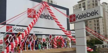 Kelebek'in 2015 hedefi 200 mağaza