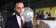 Emre Maraşlı Kurtköy projelerini anlattı