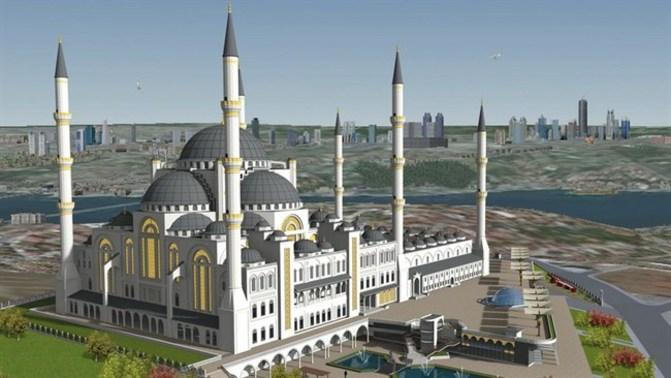 Çamlıca Camii ne durumda, ne zaman bitecek?