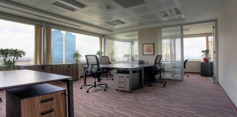 Windowist Tower'da ofis kiralayanlar ilk ay ücret ödemeyecek