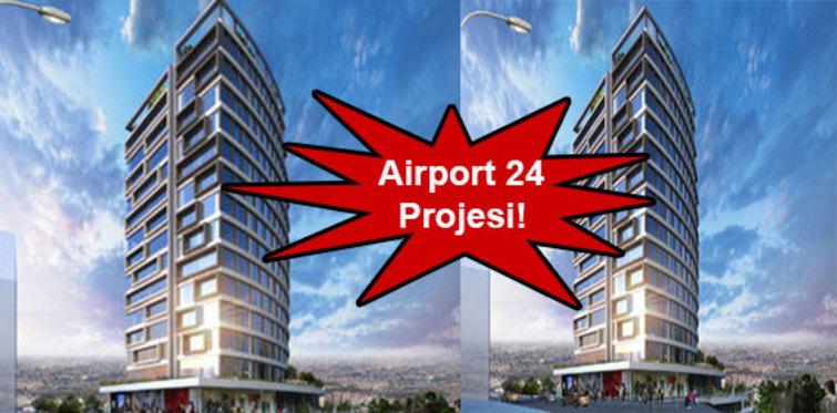 Airport 24 projesi