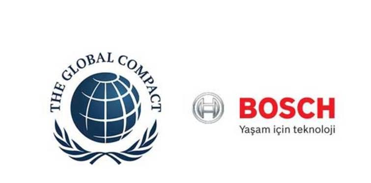 Bosch, Küresel İlkeler Sözleşmesini imzaladı