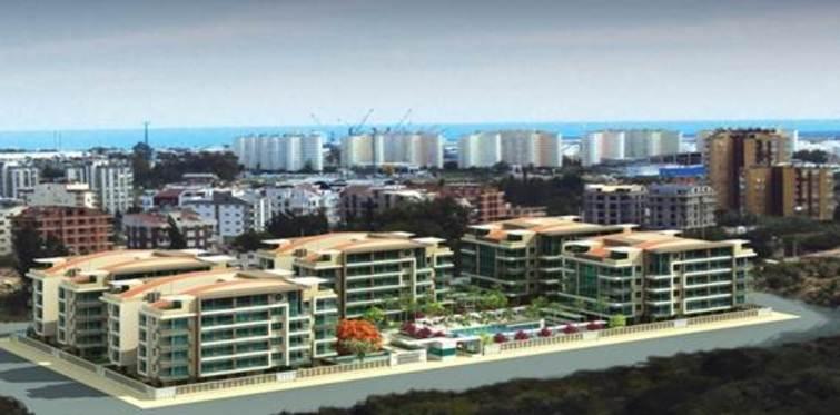 Moonlight Residence Ankara Özgün İnşaat projesi