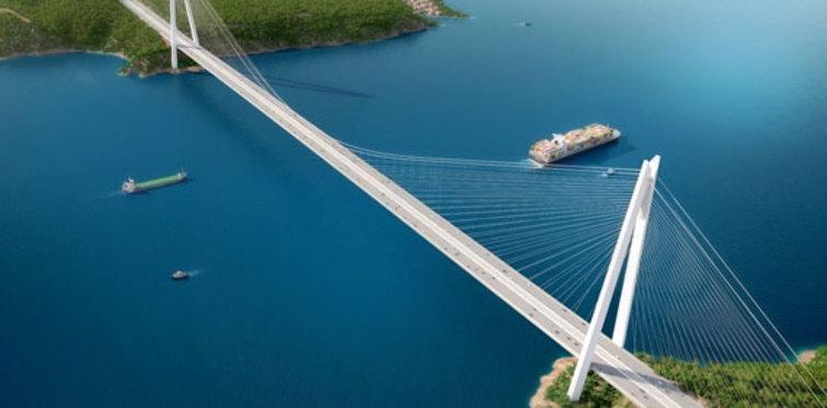 '3. köprüyle tırlar merkezde olmayacak'