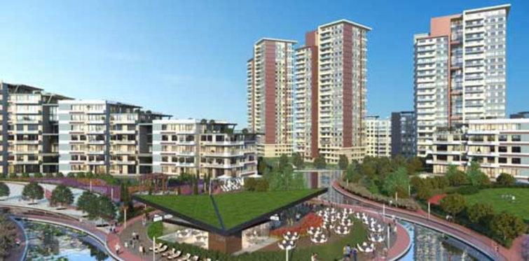 Bulvar Rezidans Başakşehir ön satış oranları