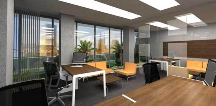 Sarphan Finans Park Ofis'e dönüştü