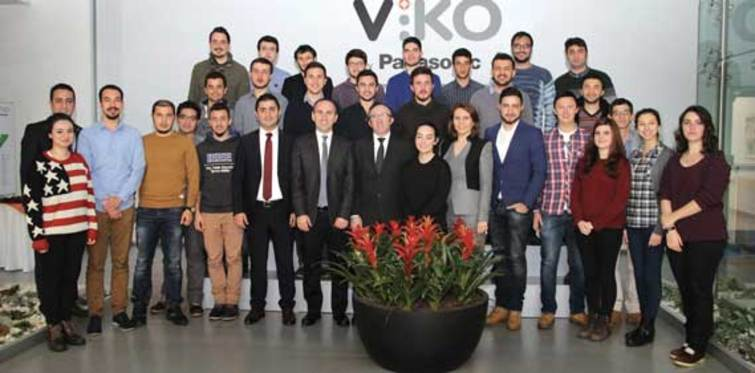 Viko üniversite öğrencileriyle buluştu