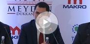 Murat Kurum'dan Meydan Dükkanları açıklaması