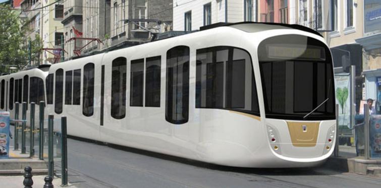 Başakşehir Kayaşehir Olimpiyat Parkı Tramvay Hattı
