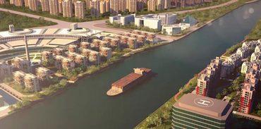 Bahçekent Kanal İstanbul'u bekliyor