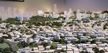 Kentsel dönüşüm projeleri Yaşayan İstanbul Maketi'nde
