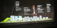 Piyalepaşa İstanbul tanıtımı Hologram teknolojisiyle yapıldı