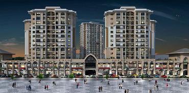 Başakşehir Meydan Dükkanları'nın 225'i satıldı