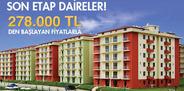 Sarı Evler Sancaktepe fiyatları!