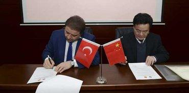 Maltepe Belediyesi Çin'e uzandı