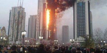 Binalarda yangın riski arttı