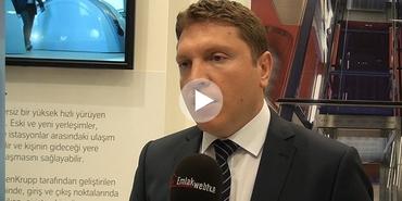 ThyssenKrupp 3 yeni teknolojisini tanıttı