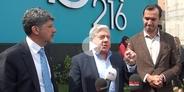 Brooklyn Belediyesi Eski Başkanı İstanbul 216'yı ziyaret etti